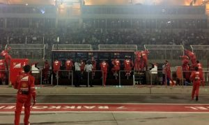Arrivabene hails Ferrari's 'courage, determination and a bit of madness'
