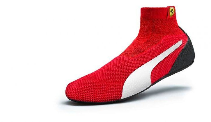 d34160c8fb4 Vettel all set to blow the socks off his rivals with new...racing sock!