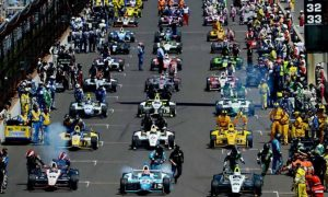 IndyCar pushes back Indianapolis 500 to late August