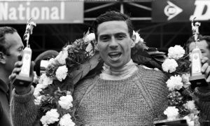 Fundraising campaign puts Jim Clark Museum in pole position