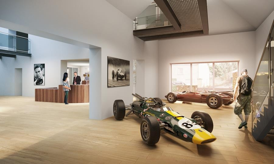 Final lap begins for new Jim Clark Museum campaign