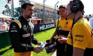 Palmer unfazed by pundits predicting Hulkenberg domination