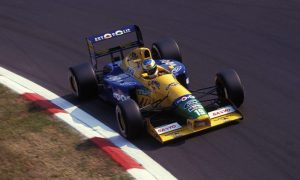 Any takers for Michael Schumacher's 1991 Benetton?