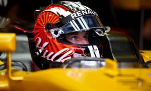 Hulkenberg will 'push all the way' for points in China