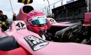 Force India's Green amazed by 'incredible' Ocon