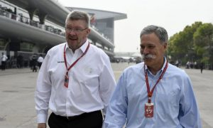 Shanghai organisers delighted with F1's new management