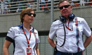 Williams enjoys revenue and profit boost in 2016
