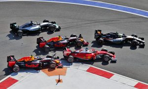 Changes made to second corner at Sochi