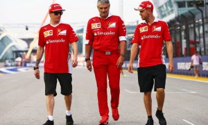 Driver contracts: Arrivabene doesn't want to hear it!