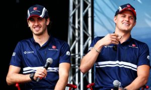 Giovinazzi to replace Wehrlein again in China!