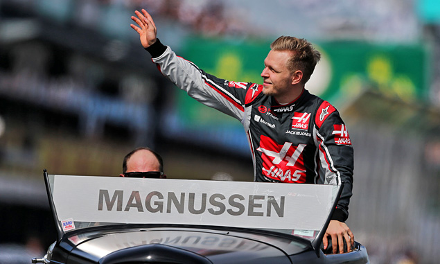 Magnussen has confidence in 'competitive' VF17