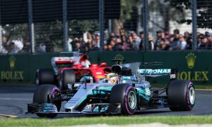 Hamilton: 'Wheel-to-wheel racing is what I live for!'