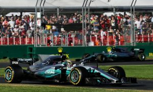 Mercedes takes Melbourne lessons to Shanghai - Wolff