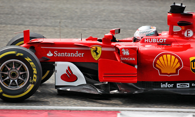 Vettel regrets 'chickening out' in qualifying