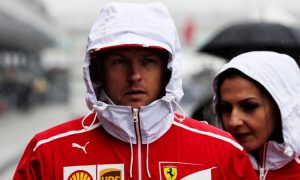Marchionne unimpressed with Raikkonen form in China