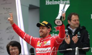 Vettel pleased with 'exciting and fun' race