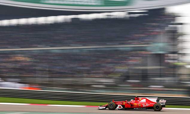 Raikkonen regrets not pitting earlier in China