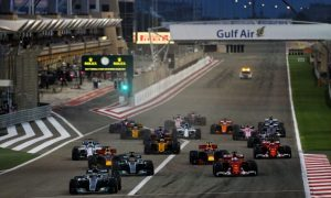 Gallery: All the action from the Bahrain Grand Prix