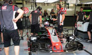 Brake supplier switch unlikely for Haas in Sochi
