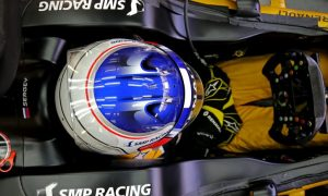 Sirotkin overjoyed with new-spec Renault test