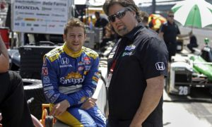 Michael Andretti to handle strategy for Alonso at Indy