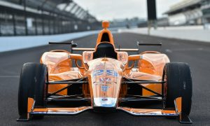 Gallery: Alonso's Indy 500 challenger