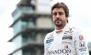 Andretti Autosport introduces Alonso's Indy 500 challenger!