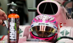 Esteban Ocon gives F1i the lowdown on his Russian weekend