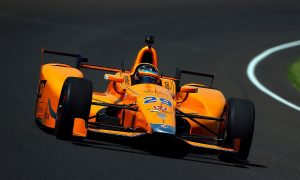 Watch four remarkable qualifying laps by Fernando Alonso