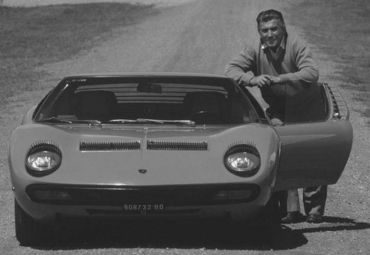 Antonio Banderas And Alec Baldwin To Play Lamborghini And Ferrari In