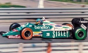 United Colored of Benetton... and Pirelli!