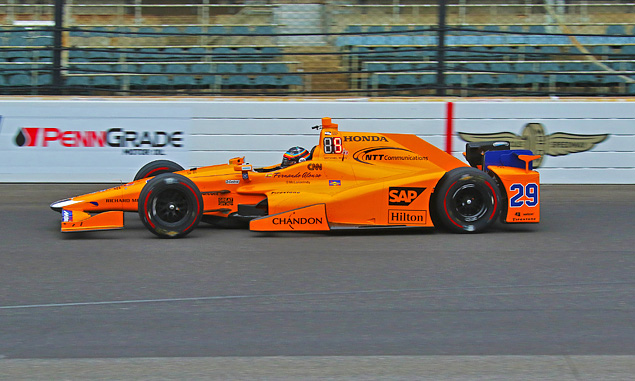 Chevrolet To Power Mclaren And Alonso At 2019 Indy 500