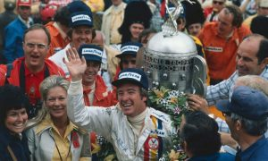 Indy 500 legend Johnny Rutherford returns to McLaren