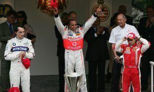 Hamilton's memorable maiden Monaco win