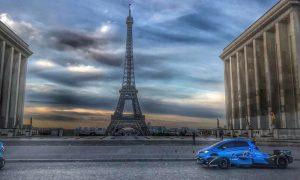 Formula E set to electrify the City of Light