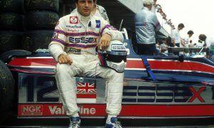 A salute to Elio, F1's true Roman Prince