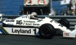 Williams : 40 years of F1 in eleven cars