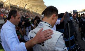Berger keeps faith in Schumacher recovery