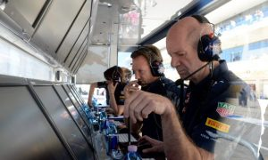 Video: Red Bull's Newey sees only benefits to switching to Honda power