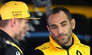 Abiteboul sees Ricciardo race wins only in 2020