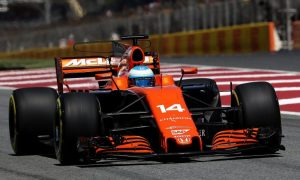McLaren adds more updates to MCL32 for Monaco