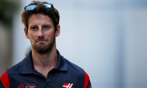 Haas decide who gets upgrade with coin toss - Grosjean loses