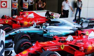 Bottas: Tyres won't decide title battle with Ferrari
