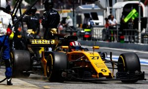 Hulkenberg: 'We were there at every opportunity!'