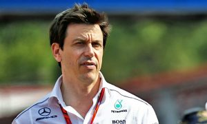 Wolff claims Mercedes now the 'underdogs'