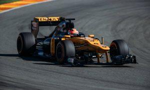 Robert Kubica puts 115 laps under his belt in Valencia!