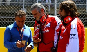 Alesi rooting for Ferrari in title battle