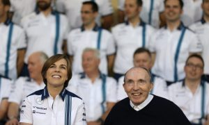 Williams reports profit boost at start of 2017