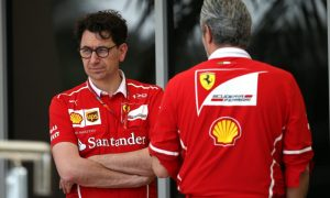 Disagreements involving Binotto still brewing at Ferrari