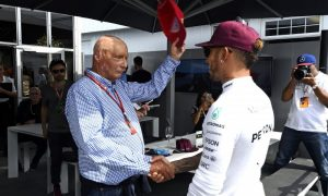 Season long enough for Hamilton to clinch title - Lauda